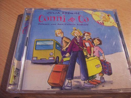 Conni & Co Hörbuch CD Band 1  von Julia Böhme gelesen Ann-Cathrin Sudhoff  gebr.