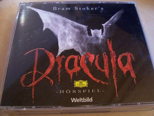 Bram Stoker's Dracula Hörspiel CD Box 5 CDs von Bram Stoker  gebr.