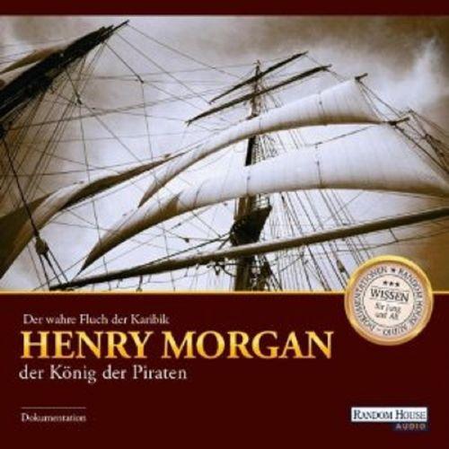 Hörbuch CD Der wahre Fluch der Karibik Henry Morgan König Piraten Wissen für Jung und Alt NEU & OVP