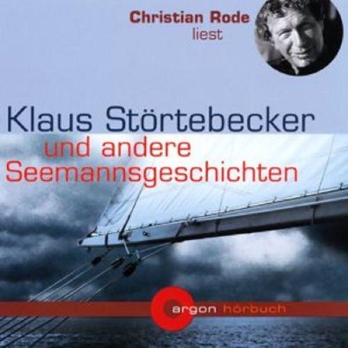 Klaus Störtebeker Hörbuch CD und andere Seemannsgeschichten  gelesen von Christian Rode  2er CDs NEU