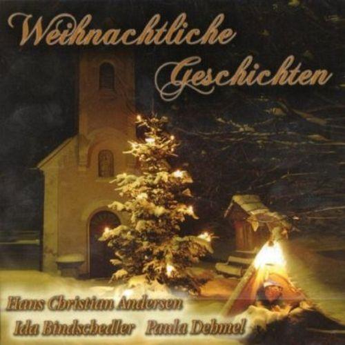 Weihnachtliche Geschichten Hörbuch CD von Hans Christian Andersen  NEU & OVP