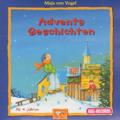 Advents Geschichten Hörbuch CD von Maja von Vogel Adventsgeschichten NEU & OVP