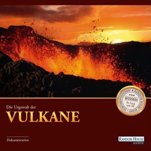 Hörbuch CD Die Urgewalt der Vulkane  Wissen für Jung und Alt  NEU & OVP