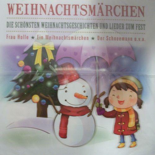 Weihnachtsmärchen Hörbuch CD Die schönsten Weihnachtsgeschichten und Lieder zum Fest  NEU & OVP