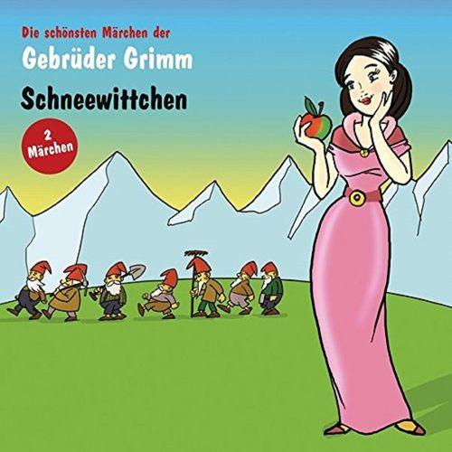 Die schönsten Märchen der Gebrüder Grimm Hörbuch CD Schneewittchen + Die kluge Else  NEU & OVP