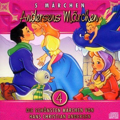 Die schönsten Märchen Hörbuch CD Teil 4 - Andersen Märchen von Christian Andersen  NEU & OVP