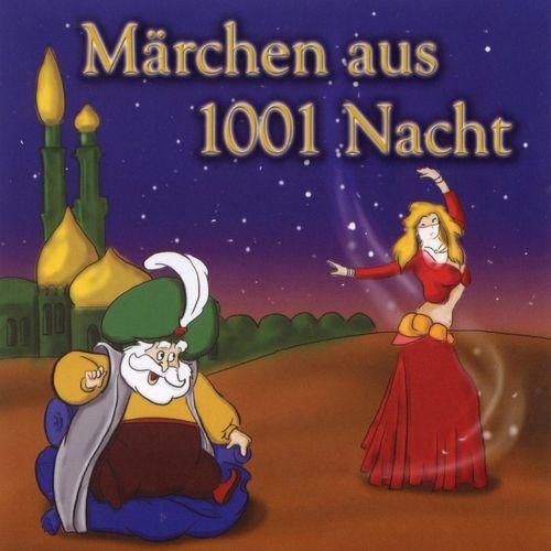 Märchen aus 1001 Nacht Hörbuch CD gelesen von Klaus Brose  NEU & OVP