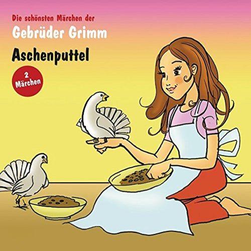 Die schönsten Märchen der Gebrüder Grimm Hörbuch CD Aschenputtel + Der Krautesel  NEU & OVP