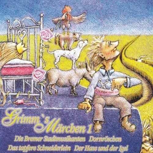 Grimm's Märchen Hörbuch CD Folge 1 Die Bremer Stadtmusikanten von Gebrüder Grimm  NEU & OVP