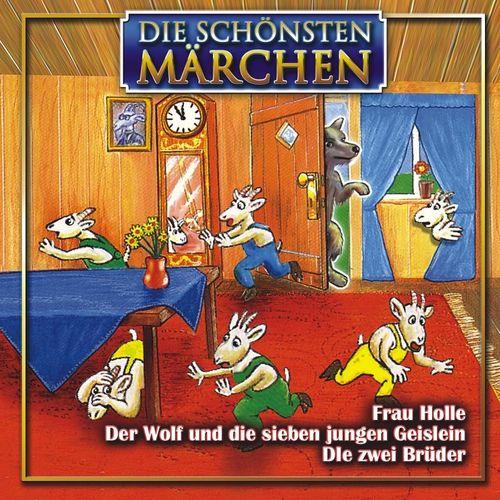 Die Schönsten Märchen Hörbuch CD Frau Holle  NEU & OVP