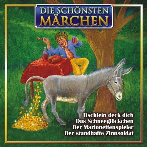 Die Schönsten Märchen Hörbuch CD Tischlein Deck Dich  NEU & OVP