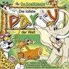 Die Tollste Party der Welt Musik CD Kinderlieder von Die Knallfrösche NEU & OVP