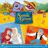 SimsalaGrimm Hörspiel CD 009 9 Schneeweißchen und Rosenrot + Hans im Glück TV-Serie 2 Episode NEU