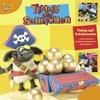 Timmy das Schäfchen Hörspiel CD 001 1 auf Schatzsuche 2 Episoden TV-Serie Europa NEU & OVP