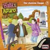 Kati & Azuro Hörspiel CD 007 7 Der stumme Zeuge NEU & OVP