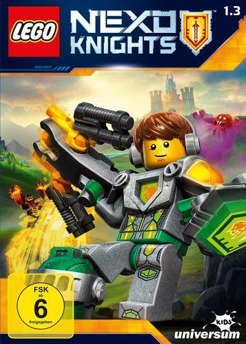 DVD LEGO ® Nexo Knights 03 1.3 TV-Serie Episoden 08-10 NEU & OVP
