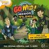 Go Wild! Mission Wildnis Hörspiel CD 002 2 Der Flug der Drachenechse  TV-Serie  NEU & OVP