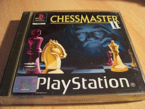 PlayStation 1 PS1 Spiel - Chessmaster 2 II  PSone PSX  USK 0  - komplett mit Anleitung  gebr.