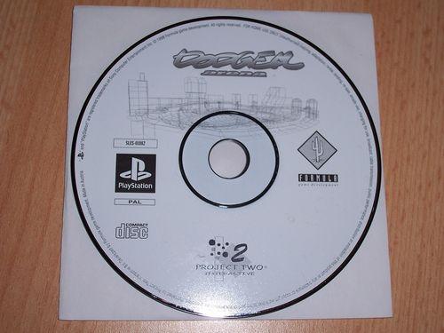 PlayStation 1 PS1 Spiel - Dodgem Arena  PSone USK 6  - nur CD  gebr.