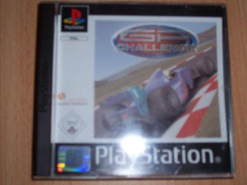 PlayStation 1 PS1 Spiel - GP Challenge F1 Formel 1 PSone PSX  USK 0  - mit Anleitung  gebr.