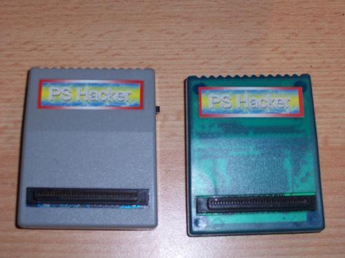 PlayStation 1 PS1 Spiel - 1x  PS Hacker Cheat Modul Schummelmodul Game Buster  PSX  gebr.
