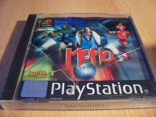 PlayStation 1 PS1 Spiel - Moho   PSone PSX  USK 6  - komplett mit Anleitung  gebr.
