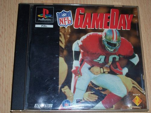 PlayStation 1 PS1 Spiel - NFL Game Day 96 1996 '96 Football PSone PSX  USK 0  - in Slimcase gebr.