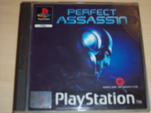PlayStation 1 PS1 Spiel - Perfect Assasin  PSone PSX  USK 16  - komplett ohne Anleitung  gebr.