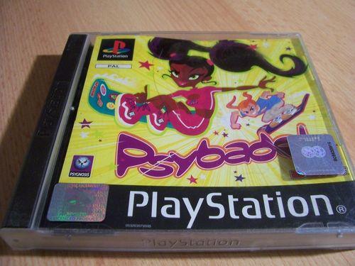 PlayStation 1 PS1 Spiel - Psybadek   PSone PSX  USK 6  - komplett mit Anleitung  gebr.