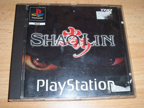 PlayStation 1 PS1 Spiel - Shaolin  PSone PSX  USK 12  - in Slimcase gebr.