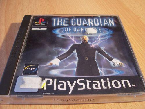 PlayStation 1 PS1 Spiel - The Guardian of Darkness  PSone PSX USK 12 - komplett + Anleitung gebr.