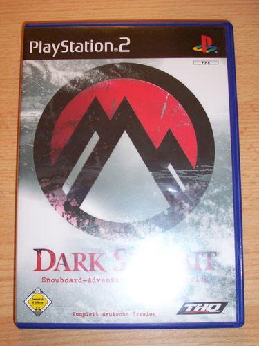 PlayStation 2 PS2 Spiel - Dark Summit Snowboard-Adventure am MG  USK 6 komplett + Anleitung gebr.