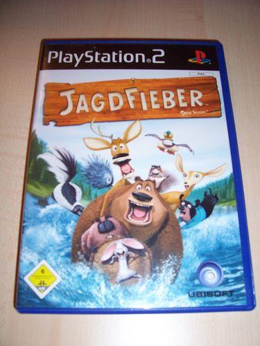 PlayStation 2 PS2 Spiel - Jagdfieber - Open Season  USK 6 komplett ohne Anleitung gebr.