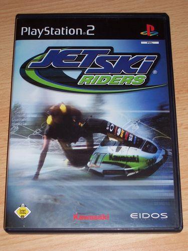 PlayStation 2 PS2 Spiel - Jet Ski Riders  USK 0 komplett ohne Anleitung gebr.