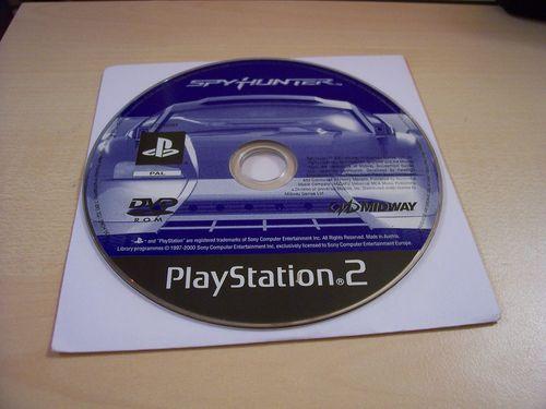 PlayStation 2 PS2 Spiel - Spy Hunter 1  USK 16  nur CD  gebr.