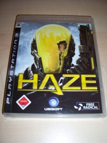 PlayStation 3 PS3 Spiel - Haze  USK 18 komplett + Anleitung  gebr.