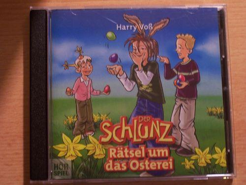 Der Schlunz Hörspiel CD Spezial - Rätsel um das Osterei  Bibellesebund  gebr.