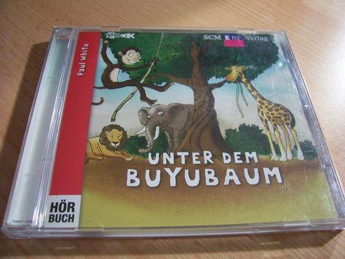 Unter dem Buyubaum Hörbuch CD Paul White Klaxbox  SCM ERF-Verlag  gebr.