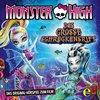 Monster High Hörspiel CD 010 10 Das große Schreckensriff zum Film Edel Kids NEU OVP