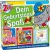 Kleiner Eisbär / Der kleine CD Doppel Box Dein Geburtstagsspaß-Box mit Folge 07  2er Box 2x CDs NEU