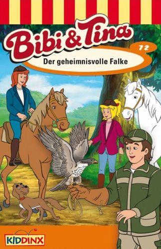 Bibi und Tina Hörspiel MC 072  72 Der geheimnisvolle Falke  Kassette Kiddinx NEU OVP