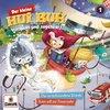 Der kleine Hui Buh Hörspiel CD 001 1 Die verschwundene Stunde + Sven will zur Feuerwehr  NEU & OVP