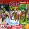 Kati & Azuro Hörspiel CD 4. Fanbox 10 11 12 Pferde-Abenteuer-Box 3 x CDs in Box 04/3er NEU & OVP
