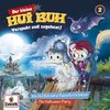 Der kleine Hui Buh Hörspiel CD 002 2 Wie Hui Buh seine Rasselkette bekam + Halloween-Party NEU & OVP