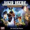 Hui Buh Das Schloßgespenst Neue Welt Hörspiel CD 022 22 Der Geist des Pharao  NEU & OVP