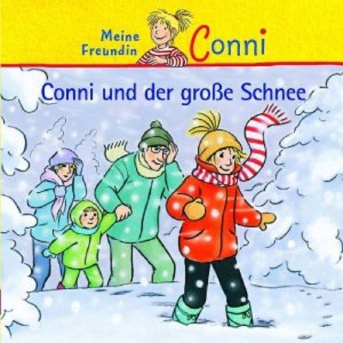 Conni Hörspiel CD 029  29 und der große Schnee  NEU & OVP