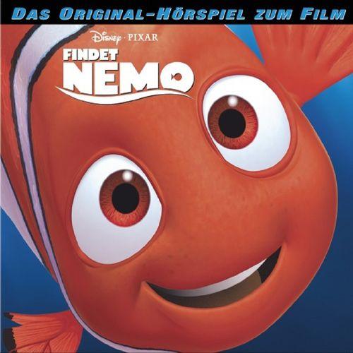 Walt Disney Hörspiel CD Findet Nemo  3D 2013 Original zum Film Kiddinx NEU