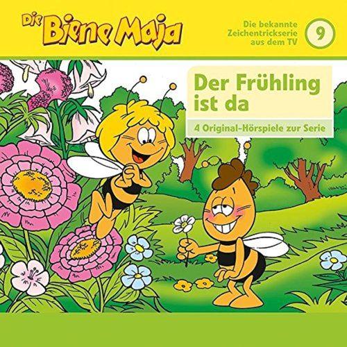 Die Biene Maja Hörspiel CD 009 9 Der Frühling ist da Karussell gelb  NEU
