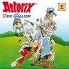 Asterix & Obelix Hörspiel CD 001 1 Asterix der Gallier Karussell weiß NEU & OVP