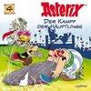 Asterix & Obelix Hörspiel CD 004 4 Der Kampf der Häuptlinge  Karussell weiß NEU & OVP